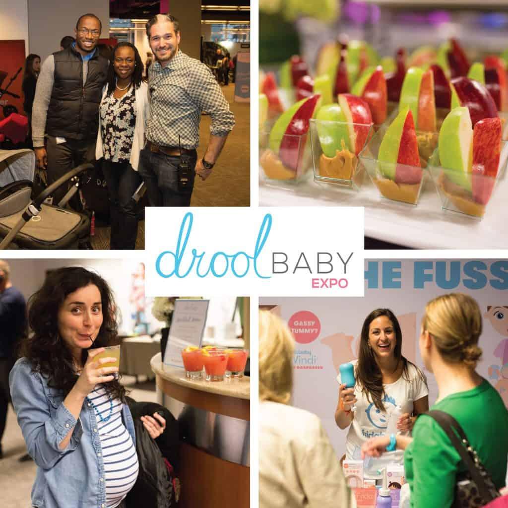 Drool Baby Expo - Boston MA